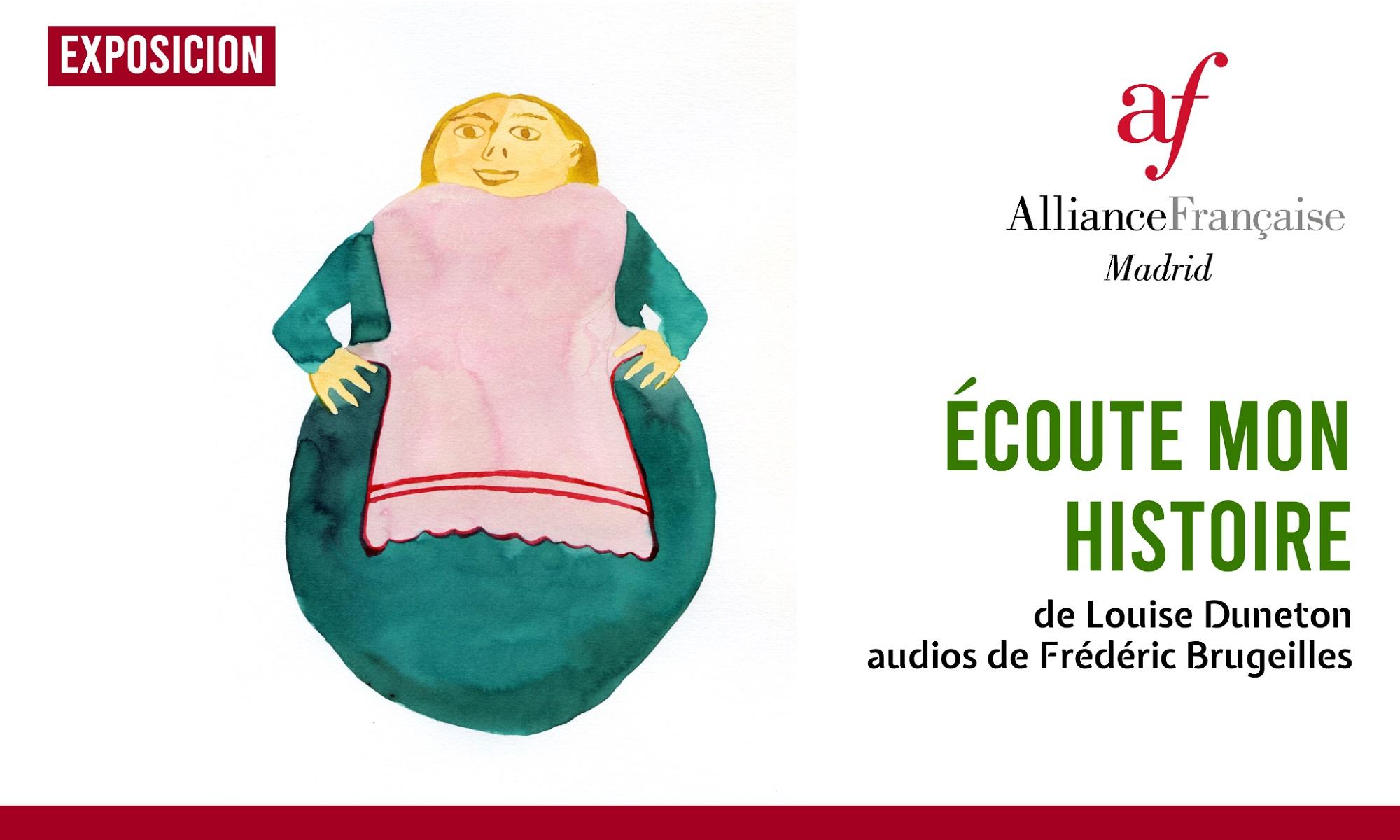 La nouvelle exposition estivale de l'Alliance Française à Madrid